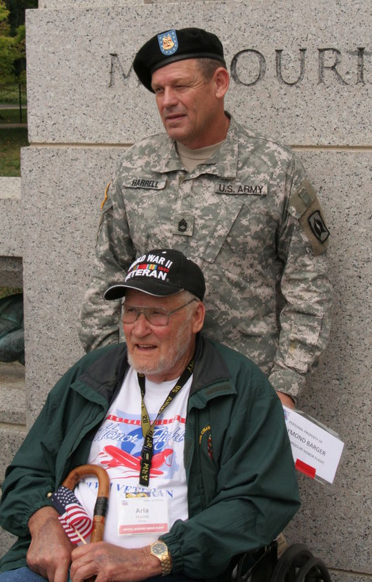 WWII VETERAN EXPOSED TO CHEMICAL WEAPONS CAN RECEIVE COMPENSATION WITH NEW BILL