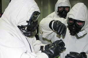 """NEW METHOD USES """"NANOPARTICLES"""" TO DETECT CHEMICAL WAREFARE WEAPONS"""