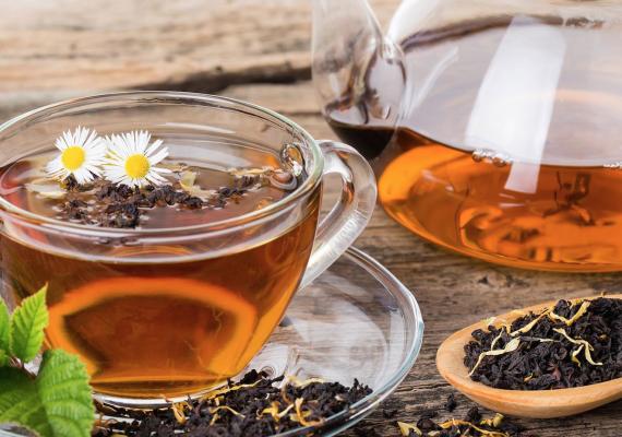 10 PESTICIDE FREE TEAS