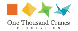 1000 Cranes Logo